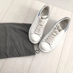 Alexander McQueen White Sneaker
